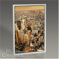 Pluscanvas - New York - Times Square Sky View Tablo