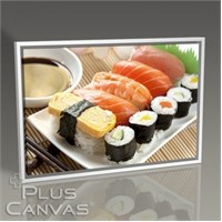 Pluscanvas - Sushi Tablo