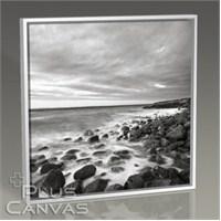 Pluscanvas - Wavy Coast Tablo