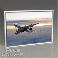 Pluscanvas - Airplane Series I Tablo