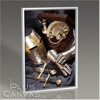 Pluscanvas - Old Items Tablo