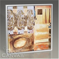 Pluscanvas - Abstract Pattern Tablo