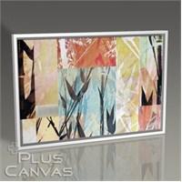 Pluscanvas - Floral Pattern Iı Tablo