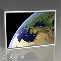 Pluscanvas - Turkey From Space Tablo