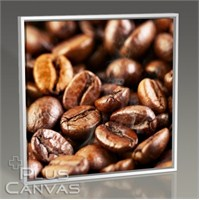 Pluscanvas - Coffe Beans Tablo