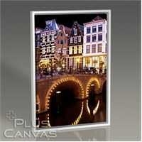 Pluscanvas - Amsterdam - Bridge Tablo