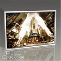 Pluscanvas - New York - Street Perspective Iıı Tablo