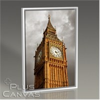 Pluscanvas - London - Big Ben Tablo
