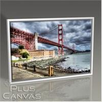 Pluscanvas - San Francisco - Golden Gate Tablo