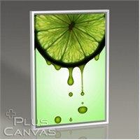 Pluscanvas - Green Lime Tablo