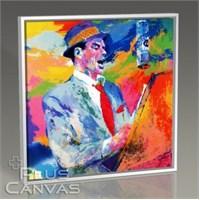 Pluscanvas - Frank Sinatra Tablo