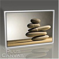 Pluscanvas - Pebbles Again Tablo