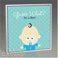 Pluscanvas - It İs A Boy Tablo