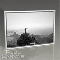 Pluscanvas - Rio De Janerio - Christo Redentor Tablo