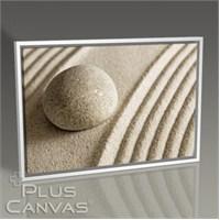Pluscanvas - Pebble On Sand Iıı Tablo