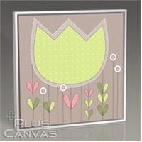 Pluscanvas - Flowers Tablo