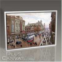 Pluscanvas - Oxford Street Manchester 1938 Tablo