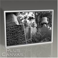 Pluscanvas - Kerem Soyoz - Ottoman Grave Stones Tablo
