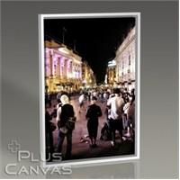 Pluscanvas - Kerem Soyoz - London - Piccadilly Circus Tablo