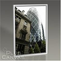 Pluscanvas - Kerem Soyoz - London - Egg Building Tablo