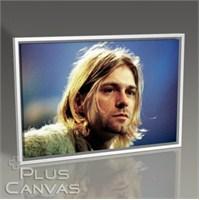 Pluscanvas - Kurt Cobain Tablo