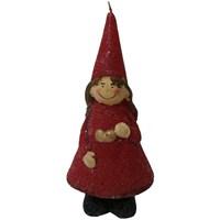 Kırmızı Şapkalı Kız Yeni Yıl Mumu
