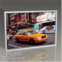 Pluscanvas - New York Cab Tablo