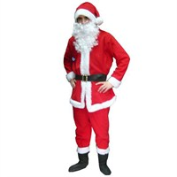 Polar Noel Baba Kostümü Xl