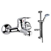 Delta Banyo Bataryası + Sürügülü Duş Seti