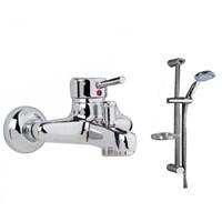Lale Banyo Bataryası + Sürügülü Duş Seti