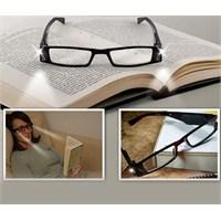 Led Kitap Okuma Gözlüğü