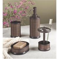 Twillo Model Bronze Kahverengi Metal Set