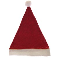 Kırmızı Yılbaşı Şapkası