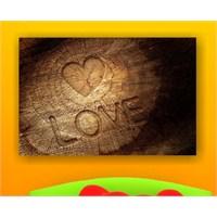 Love Kanvas Tablo