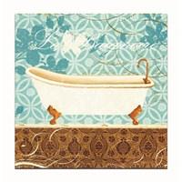 Dolce Home Dekoratif Banyo Temalı Tablo