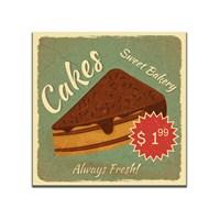 Dolce Home Retro Cakes Tablo 27