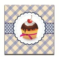 Dolce Home Dekoratif Cupcake Tablo