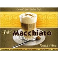 Latte Macchiato Magnet