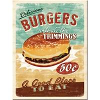 Burgers Magnet