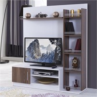 Alpino Katre Tv Ünitesi - Beyaz&Vanezya