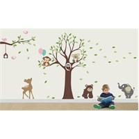 Ağaç Ve Hayvanlar