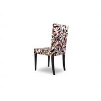 Kombin Sandalye Kırmızı & Siyah