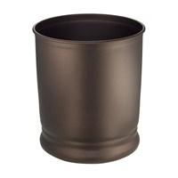 Twillo Model Bronze Kahverengi Metal Çöp Kovası