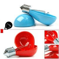 Bulb Ashtray - Ampul Küllük Kırmızı