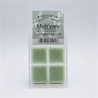 Cucumber Melon Kokulu Tablet