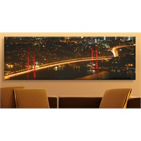 Arte İstanbul Boğaziçi Köprüsü Kanvas Tablo