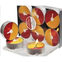 Galatasaray Baskılı Tealight Mum 6'Lı Kutu
