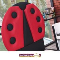 Monessa Ladybug Baza Başlığı Tek Kişilik