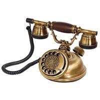 Kubbeli Eskitme Klasik Telefon