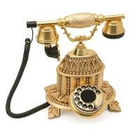 Hisar Saray Varaklı Zirkon Taşlı Telefon